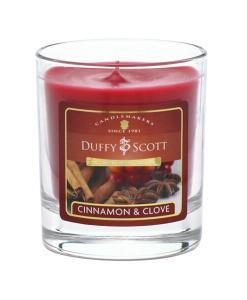 Cinnamon & Clove Scented Candle