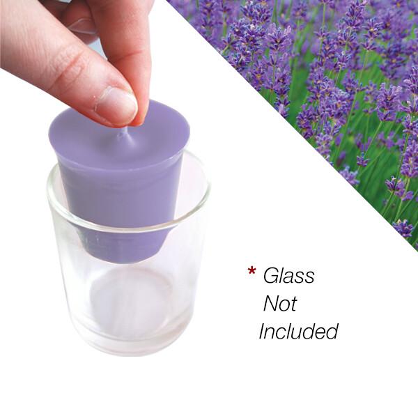 Lavender & Bergamot Votive Refill Insert