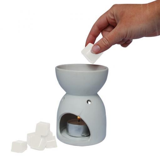 Tealeaf & Jasmine Wax Melt Cubes
