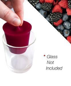 Berries & Cherries Votive Refill Insert