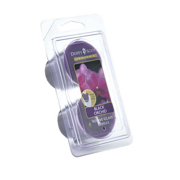 Black Orchid Scented Votive Refill
