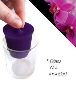 Black Orchid Votive Refill Insert
