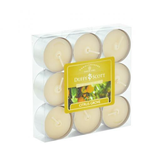 Citrus Grove Scented Tealights