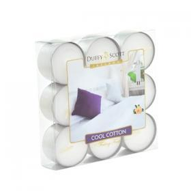 Cool Cotton Scented Tealights