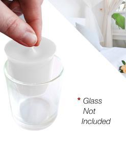 Cool Cotton Votive Refill Insert