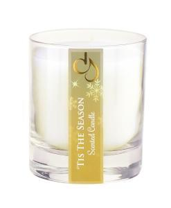 Tis the Season Scented Tumbler Candle