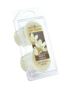 French Vanilla Scented Votive Refill