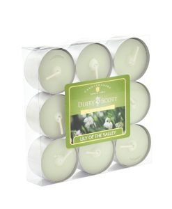 Lily of the Valley Scented Tealights