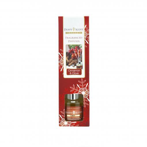 Cinnamon & Clove Fragrance Diffuser