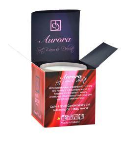 Aurora Scented Tumbler Candle Box