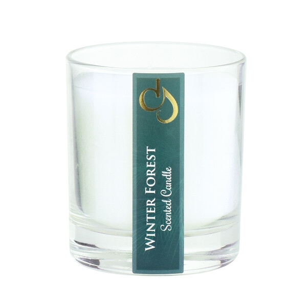 Winter Forest Scented Tumbler Candle