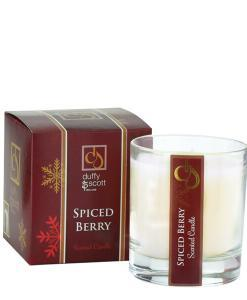 Spiced Berry Scented Candle
