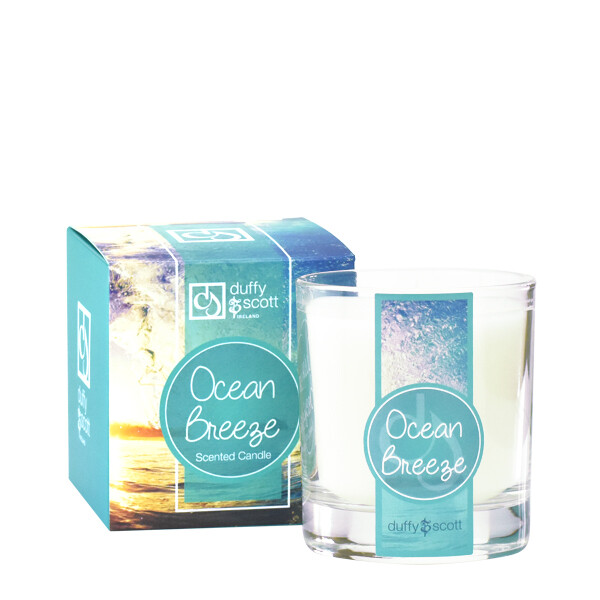 Ocean Breeze Scented Candle