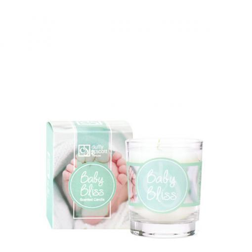 Baby Bliss Scented Travel Candle