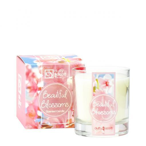 Beautiful Blossoms Scented Candle