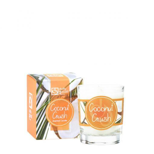 Coconut Crush Scented Travel Candle