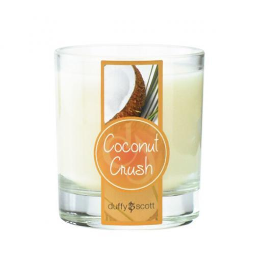 Coconut Crush Scented Tumbler Candle