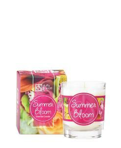 Summer Bloom Scented Travel Candle