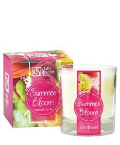 Summer Bloom Scented Candle