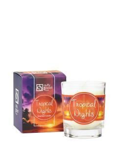 Tropical Nights Scented Travel Candle